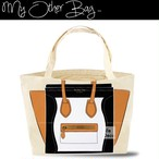 My Other Bag マイアザーバッグ トート Carry All キャリーオール ラージサイズ Madison BWT