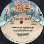 The Paul Cacia Band Featuring Janine Cameo ‎– Saved By Your Love