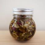 木能実のコンフィ(ナッツとドライフルーツのオイル&はちみつ漬け)