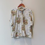 vintage flower design tops