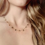 Wanderlust Factory Stelle necklace