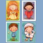 〈はなもね〉オリジナルポストカード『たんぽぽセット』