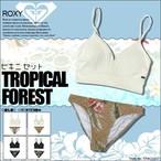 RSW201027 ロキシー 新作 レディース 人気ブランド 水着 ビキニセット かわいい おしゃれ プレゼント ギフトROXY TROPICAL FOREST