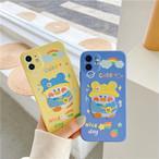 iphoneケース ペア スマホケース 韓国 iphone11 Hat Duck あひる menew