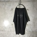 [Hard Rock Cafe] thin logo pointed T-shirt