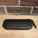 PEN case ペンケース ITALY CONCERIA800 NERO ブラック