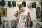 And.G × SANAGARA - COLLABORATION TEE -