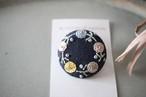 水谷道具店|刺繍のブローチ 5