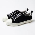 SLACK FOOTWEAR / CLUDE (PREMIUM SUEDE : BLACK)