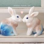 【Bag charm】宝石ウサギ