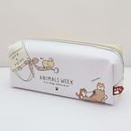 【柴犬・ANIMAL WEEK】ペンケース【64960】
