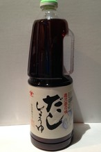 だし醤油 -Dashi- 1,800ml pet