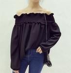 Basic Off The Shoulder Tops 25518 |インスタでも話題の海外セレブ系レディースファッション Carpe Diem