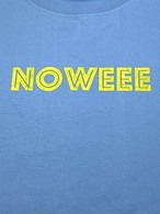 Tシャツ 〜Noweeeロゴ②〜 【全5色】 サムネイル