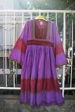 Purple Afghan onepiece