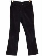 80's Levis 517 Corduroy pants Navy SCORVIL Zip made in USA W30 L34