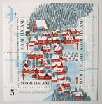 クリスマスシール / フィンランド 1994