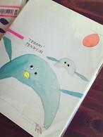 subikiawa レターセット ペンギン