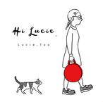 Lucie, Too / Hi Lucie.