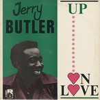 Jerry Butler ‎/ Up On Love (LP)