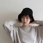 HICOSAKA【 mens 】knit bucket hat