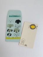 トラネコボンボン ポチ袋+カードセットM Dog 各5枚セット