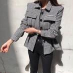 予約注文商品 JADIジャケット ジャケット 韓国ファッション