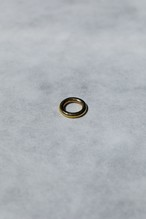 """MORSE"" Doughnuts Brass ring"