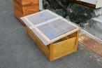 ★ 木製コンポスト 土の上に設置 生ごみをエコに処理しよう ★