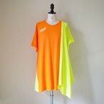NEON COLOR T-SHIRT ONEPIECE