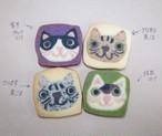 ★ちっちゃな猫顔:和風