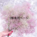 T様専用ページ(ピアス)