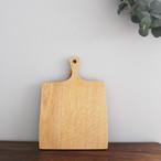 ナラの木のカッティングボード(お子様も使える小さめサイズ)
