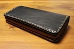 thugliminal wallet black×brown