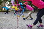 H30年3月4日Twin Pole®考案者IZUMIの中村公園レッスン体験