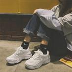 【shoes】ファッション配色合わせやすいスニーカー22404192