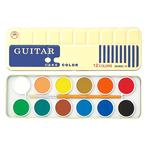 ギターケーキカラー 12色セット/寺西化学