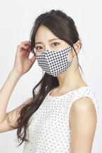 ご要望多数!限定数再販 メッシュ「クール♥」新柄マスク Sサイズ 2枚セット  接触冷感・UVカット・吸汗速乾  #109