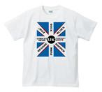 No.0032  UKフラッグTシャツ