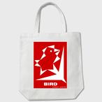 birdred わしかオリジナルトート(白orベージュ)※送料無料