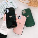 【オーダー商品】Glitter love iphone case