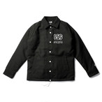 NEW ERA® x 100A WOOL COACH JACKET