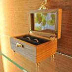 木製指輪ケース RINGcase