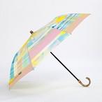 晴雨兼用の折りたたみ日傘 - PARALLEL - 2color