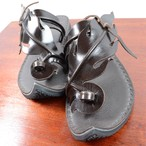 Fire Pattern Sandal (ファイアーサンダル) 24cm・チョコ