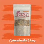 グルテンフリー グラノーラ ココナッツバターカレー(4個)