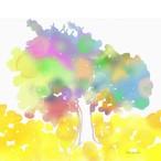 絵画 インテリア アートパネル 雑貨 壁掛け 置物 おしゃれ 龍 木 植物 ロココロ 画家 : MINI 作品 : 龍眼の木