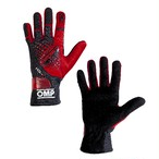 KK02744E060  KS-4 Gloves (Red/black)