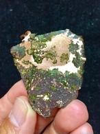 2) ミシガン州産 自然銅