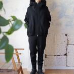 ウォーム裏毛 デザインパーカー *1% SHUHEI OGAWA
